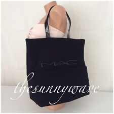MAC Neoprene Cosmetic Makeup Pro Tote Shoulder Bag *LIMITED EDITION *AUTHENTIC