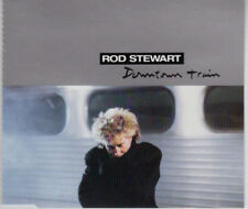 Rod Stewart Ville Train Stay With Me 3 track CDMaxi
