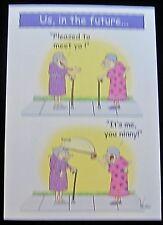 Oatmeal Studios Greeting Card Birthday Humor Funny Multi Color R379