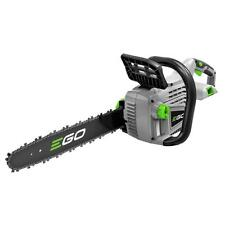 "EGO Cordless Electric 14"" Inch Oregon Bar Chain Saw 56V Lithium Battery Powered"