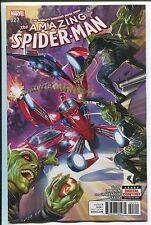 AMAZING SPIDER-MAN #27 - ALEX ROSS COVER - MARVEL COMICS/2017