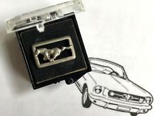 Mustang SEATTLE WORLD'S FAIR Official SOUVENIR PIN Vintage Mustang Pin Official