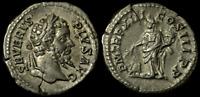 Septimius Severus. AD 193-211. AR Denarius