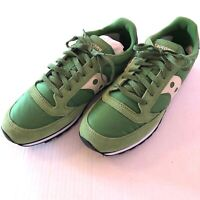 Saucony Jazz Low Pro Men's Size 10 Green S2866-284 Shoes NWB