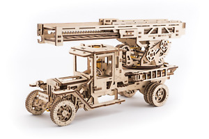 Set of Additions for UGM-11 Truck 3D Mechanical Puzzle by UGears