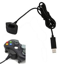 1.5m Charger Lead Cable for Microsoft Xbox 360 Wireless Controller Gamepad US
