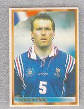 Football sticker LAURENT BLANC France FIFA WC France 1998 98 Bonart Yugoslavi