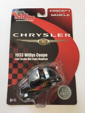 Racing Champions Concept & Muscle Chrysler 1933 Willys Coupe Diecast,MISP (B13)