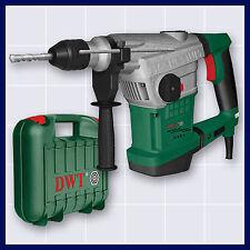 Pneumatik Bohrhammer SDS Max mit Schlag und Meißel Funktion 1250 Watt