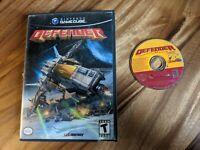 Defender - Tested (Nintendo GameCube, 2002)