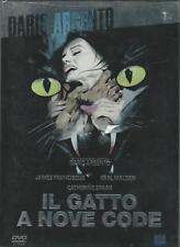 DVD  :  IL GATTO A NOVE CODE (DARIO ARGENTO)  NUOVO  SIGILLATO.