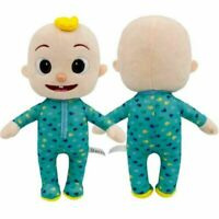 10'' Cocomelon JJ Plush Toy Boy Soft Stuffed Doll Educational Kids Birthday Gift