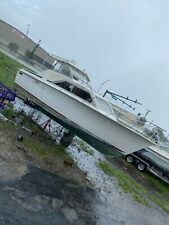 1976 PACEMAKER 26 HARDTOP CRUISER BOAT-GREAT BOAT READY FOR PROJECT!
