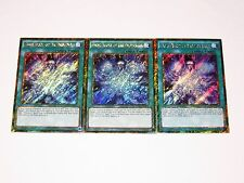 Yugioh Frost Blast of The monarchs x3 PGL3-EN012 Mint