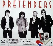 THE PRETENDERS 2006 pirate radio promotional poster Flawless New Old Stock