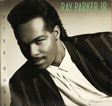 RAY PARKER JR after dark WX 122 german geffen 1987 LP PS EX+/EX with inner sleev