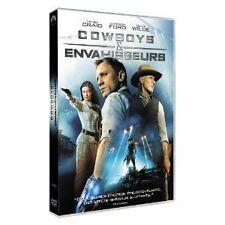 DVD *** COWBOYS ET ENVAHISSEURS *** avec Daniel Craig, Harrison Ford, ...