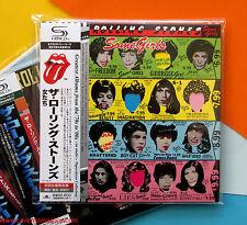 Rolling Stones , Some Girls  ( SHM-CD Paper Sleeve Japan )