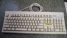 NEC Keyboard Model No. KB-6923 - FCC ID E8HKB-5923 - ships worldwide!!