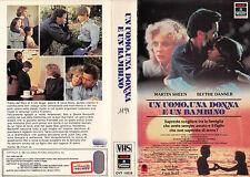 Un uomo, una donna e un bambino (1983) VHS