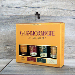 Glenmorangie The Tasting Set Highland Single Malt Scotch, 0,4l, 40-46%