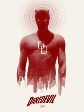 "Mondo Daredevil Variant Silk Screen Print Poster 18"" x 24"" Greg Ruth Ed 150"