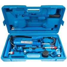 Hydraulik Hand Pumpe 4T Richt Werkzeug hydraulisch Karosserie richten Richtsatz