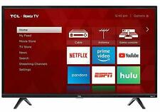 "TCL 40S325 40"" 1080p LED Smart HDTV - Black"