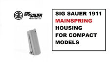 Sig 1911 Compact Mainspring Housing