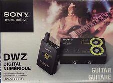 Sony - DWZ-B30GB - Series Digital Wireless Guitar Set