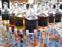 BELL Fragrances-Serge Lutens Set#2 10 samples + bonus