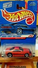 Hot Wheels First Editions Muscle Tone 2000-084 intérieur bleu (9998)