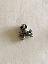 Origami Owl Skull And Bones Charm