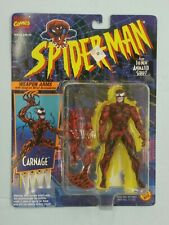 Spider-Man Carnage Weapon Arms  action figure 1994 Toy Biz MOC