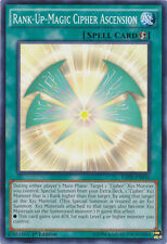 Yugioh! Rank-Up-Magic Cipher Ascension - RATE-EN056 - Common - 1st Edition Near