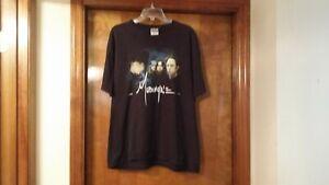 Mudvayne Heavy Nu Metal Peoria Black Hanes Heavyweight XL T Shirt