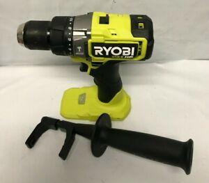 Ryobi PBLHM101 One+ 18V Brushless Hammer Drill GR