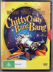 "CHITTY CHITTY BANG BANG (2007: DVD) BRAND NEW / SEALED ""REGION 4"""