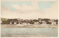 View From The Water Showing New Bathing Station, DUNOON, Argyllshire