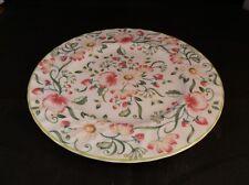 Superbe MINTON Secret Garden bone china x3 plaquette en céramique