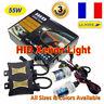 110W Voiture HID Xenon Kit H1 H3 H4 H7 H8 H13 H15 880 9005 Phare Ampoule Ballast