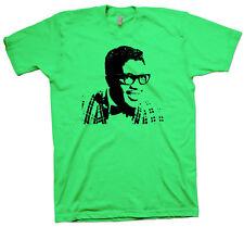 Bo Diddley T-Shirt SRV Jimi Hendrix Muddy Waters Blues Jazz Delta Blues