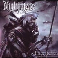 "NIGHTMARE ""INSURRECTION"" CD POWER METAL NEU"