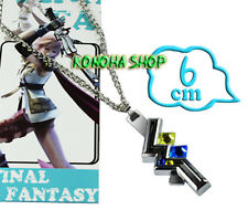 FINAL FANTASY XIII 13 COLLANA COSPLAY LIGHTNING NECKLACE CLAIRE FARRON