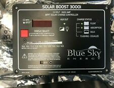 4Blue Sky, Solar Boost 3000I, MPPT Solar Charge Controller, 30A, 12V new
