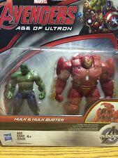 "Avengers Age of Ultron Hulk & Hulk Buster 2.5"""