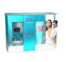 Antonio Banderas Blue Seduction for Women 2PC Gift Set $26 (With Shimmer Lotion)