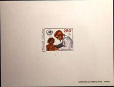 NEW CALEDONIA NEUKALEDONIEN 1988 838 DELUXE WHO Arzt Doctor Medicine Medizin