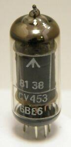 AEL 6BE6 CV453 EK90 electron valve