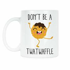 Twatwaffle Adult Humor Mug Twat Waffle Funny Waffle Mug Waffle Mug Dont Be A